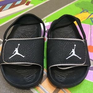 eeb3268f0303 Kids  Jordans Sandals on Poshmark
